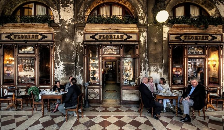 Caffé Florian à Venise