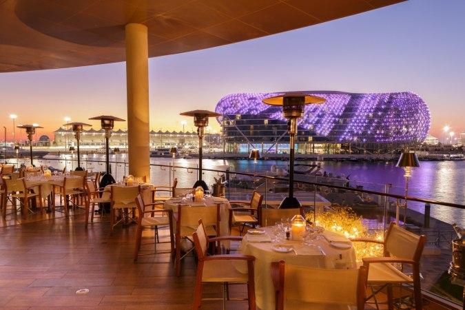 Cipriani Yas Island, Yas Marina, Abu Dhabi