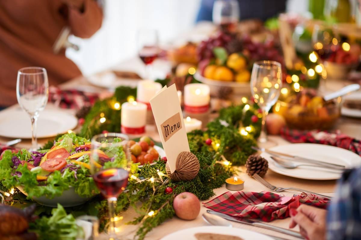 Cette année, le menu de Noël sera indien !