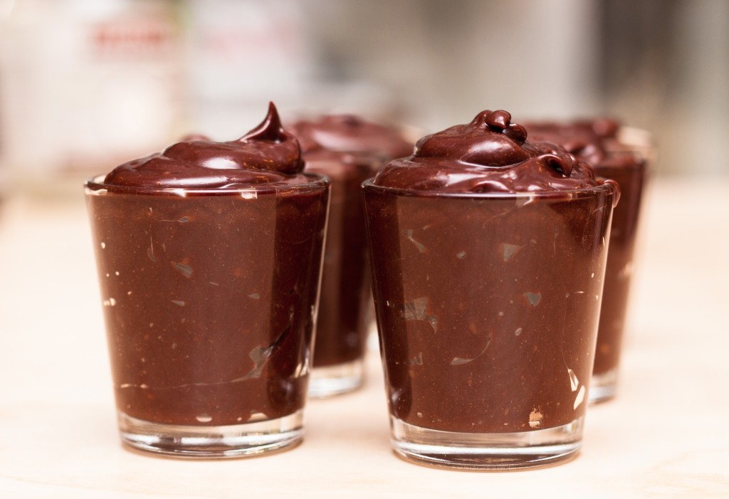Fudge chocolat vegan